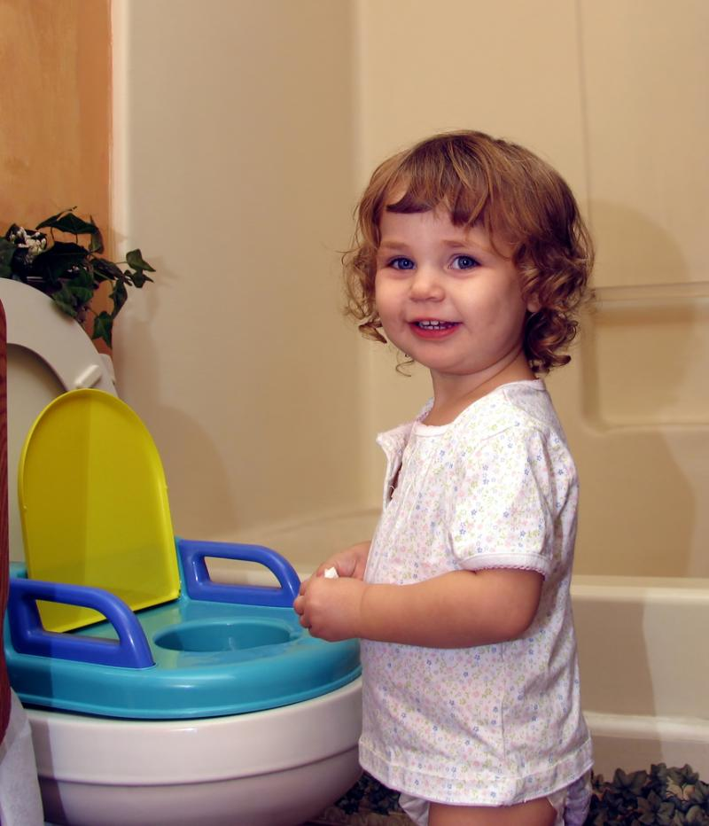 Potty Training Site For Moms and Dads